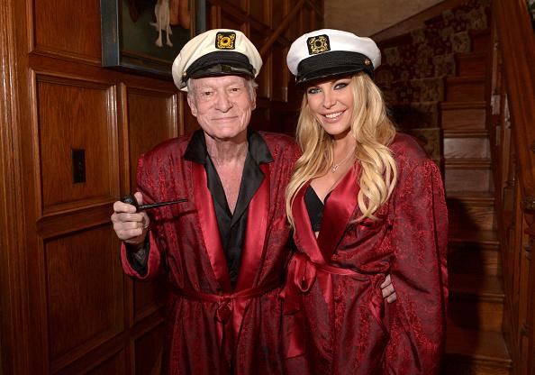 October「Playboy Mansion Hosts Annual Halloween Bash」:写真・画像(16)[壁紙.com]
