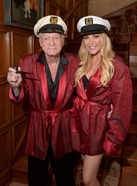 October「Playboy Mansion Hosts Annual Halloween Bash」:写真・画像(1)[壁紙.com]