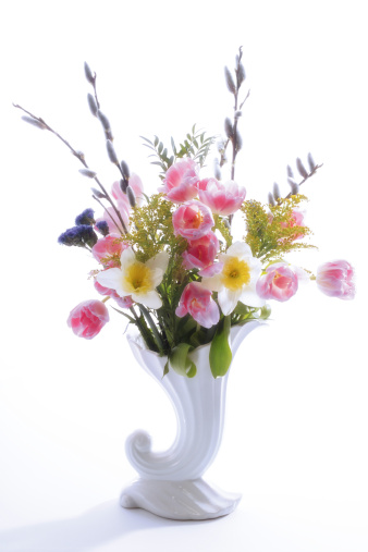 Sensuality「Spring flower bouquet」:スマホ壁紙(3)