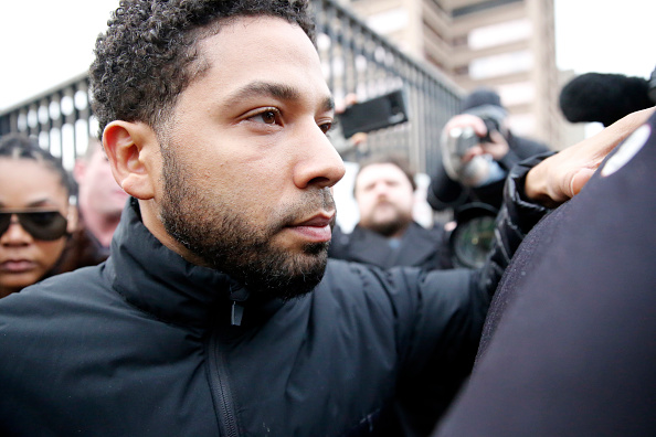Empire「Bond Hearing Held For Actor Jussie Smollett After  Disorderly Conduct Charge」:写真・画像(1)[壁紙.com]