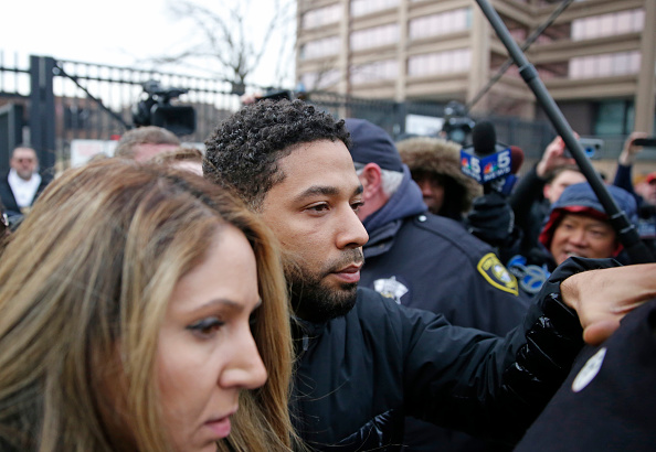 Empire「Bond Hearing Held For Actor Jussie Smollett After  Disorderly Conduct Charge」:写真・画像(3)[壁紙.com]