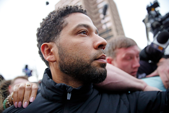 Empire「Bond Hearing Held For Actor Jussie Smollett After  Disorderly Conduct Charge」:写真・画像(14)[壁紙.com]