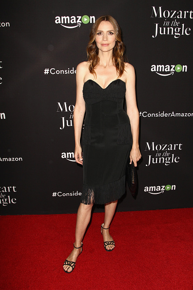 "Ankle Strap Shoe「""Mozart In The Jungle"" Emmy FYC Screening Event At The Roosevelt Hotel In Hollywood」:写真・画像(17)[壁紙.com]"