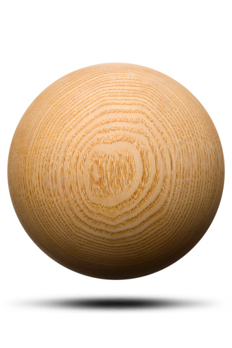 Art And Craft「Wood ball」:スマホ壁紙(16)