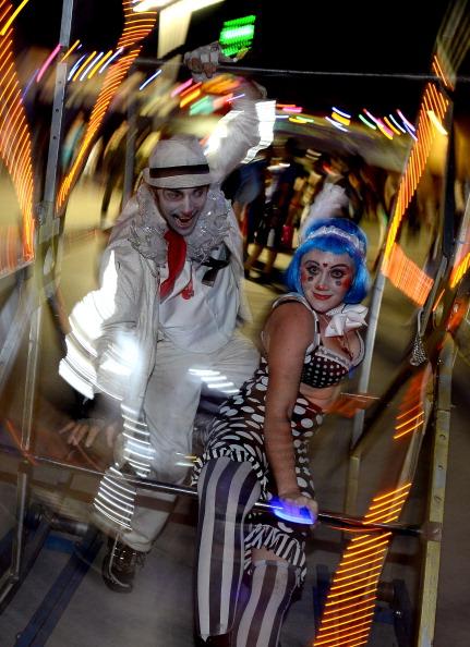 EDC「17th Annual Electric Daisy Carnival - Day 1」:写真・画像(13)[壁紙.com]