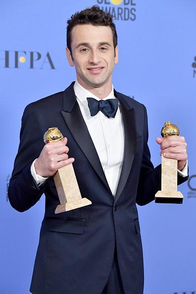 Burberry「74th Annual Golden Globe Awards - Press Room」:写真・画像(12)[壁紙.com]