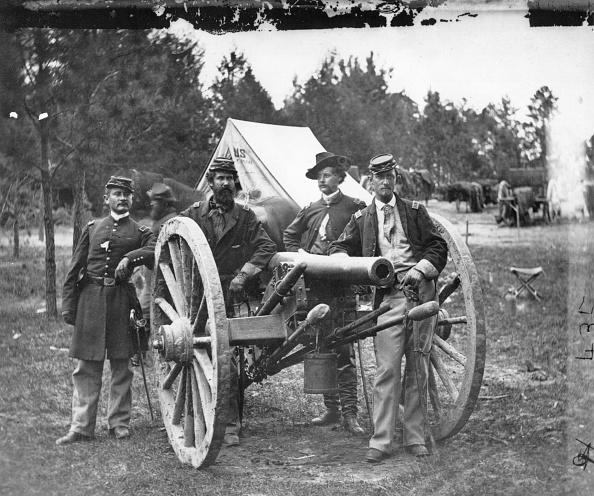 American Civil War「Artillery」:写真・画像(2)[壁紙.com]