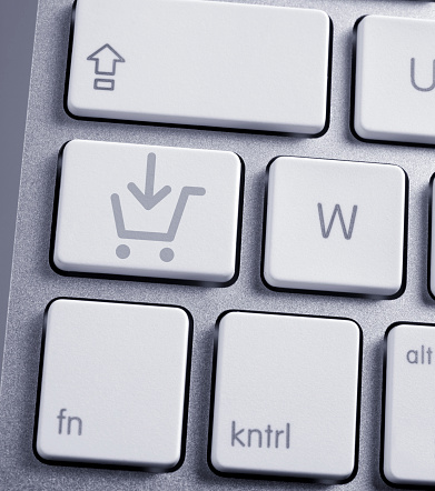 Push Button「shopping keyboard」:スマホ壁紙(8)