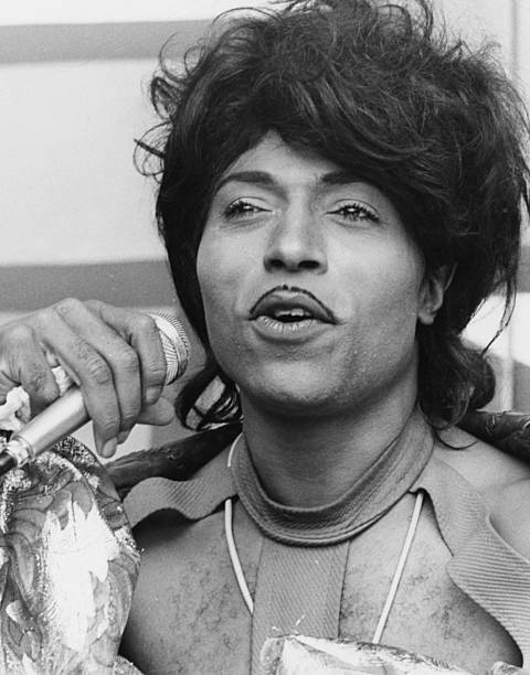 Little Richard:ニュース(壁紙.com)