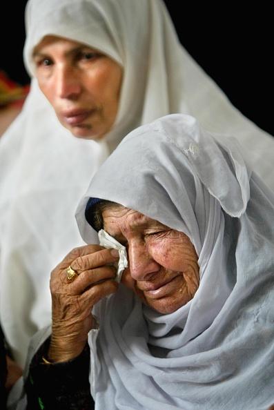 Focus On Foreground「Palestinians Attend Funeral Of Slain Militant」:写真・画像(17)[壁紙.com]