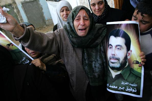 Police Chief「Israeli air strike in Gaza」:写真・画像(14)[壁紙.com]