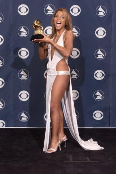 グラミー賞「43rd Annual Grammy Awards - Pressroom」:写真・画像(10)[壁紙.com]