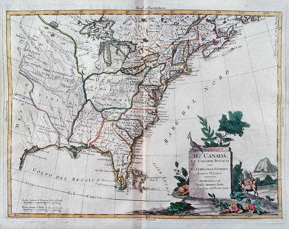 Southern USA「CANADA AND NASCENT U.S.A.」:写真・画像(0)[壁紙.com]