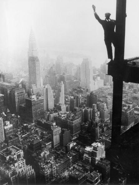 Empire State Building「Head For Heights」:写真・画像(5)[壁紙.com]