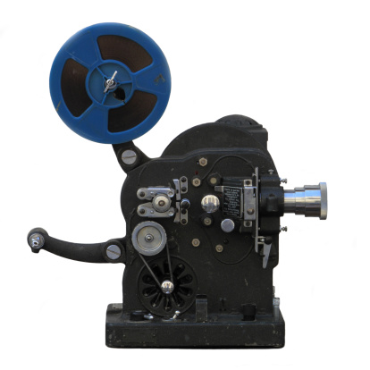 Projection Equipment「Very old super 8 projector」:スマホ壁紙(2)