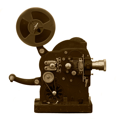 Projection Equipment「Very old super 8 projector」:スマホ壁紙(15)