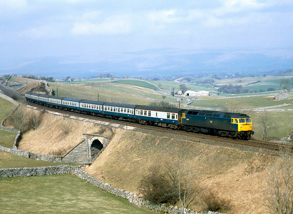 Animal Body Part「Birkett Common. No.47.405 heads for Ais Gill summit with the 11:50 ex Glasgow for Nottingham. 03.04.1982.」:写真・画像(14)[壁紙.com]