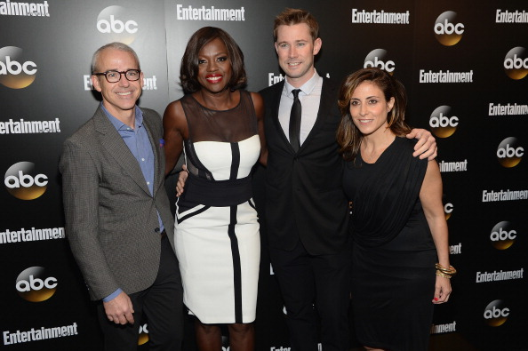 Editorial「Entertainment Weekly And ABC Celebrate The New York Upfronts - Arrivals」:写真・画像(10)[壁紙.com]