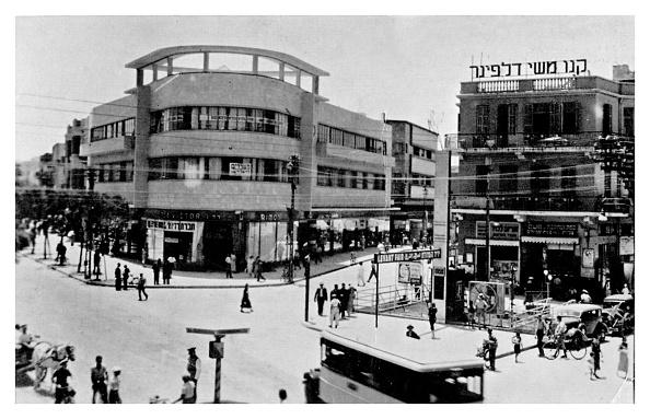 Tel Aviv「Tel Aviv. Allenby Road」:写真・画像(15)[壁紙.com]