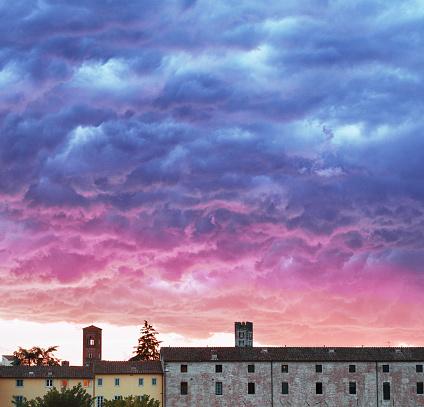 cloud「ルッカ以上嵐」:スマホ壁紙(15)