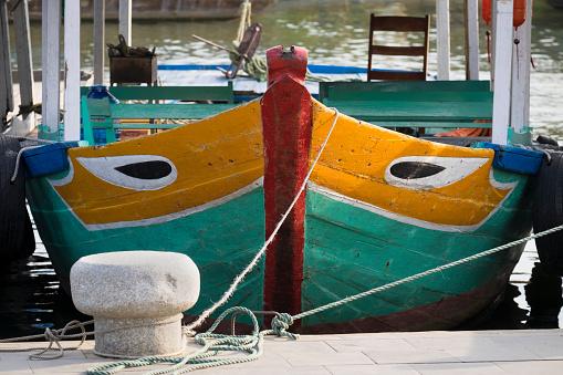 幸運「Boats, Hoi An Vietnam」:スマホ壁紙(10)