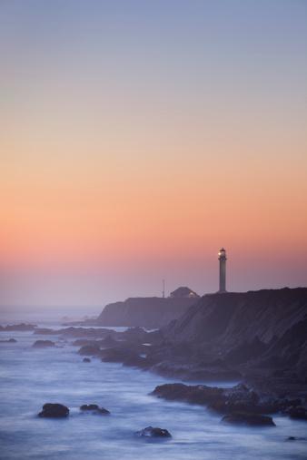 Point Arena Lighthouse「Point Arena Lighthouse」:スマホ壁紙(8)
