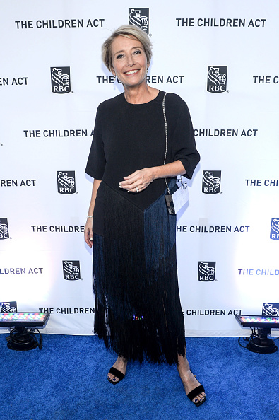 "Emma Thompson「RBC hosted ""The Children Act"" cocktail party at RBC House Toronto Film Festival 2017」:写真・画像(12)[壁紙.com]"