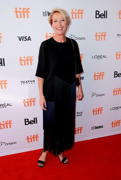 "Emma Thompson「2017 Toronto International Film Festival - ""The Children Act"" Premiere」:写真・画像(13)[壁紙.com]"