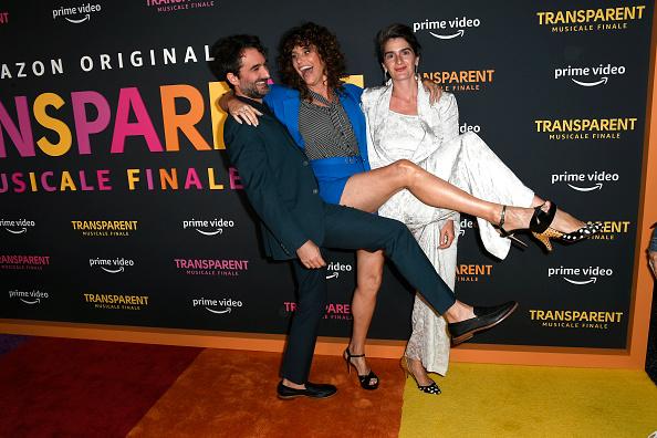 """Majestic「LA Premiere Of Amazon's """"Transparent Musicale Finale"""" - Arrivals」:写真・画像(15)[壁紙.com]"""
