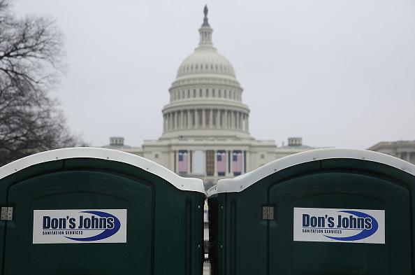 Portability「Washington DC Prepares For Presidential Inauguration」:写真・画像(6)[壁紙.com]