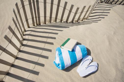 Flip-Flop「Fence on the beach」:スマホ壁紙(17)