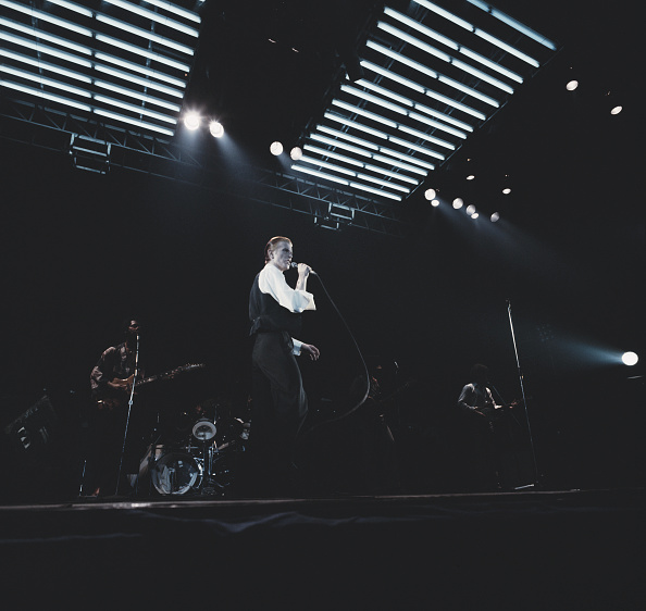ウェンブリーアリーナ「David Bowie Live In London」:写真・画像(13)[壁紙.com]