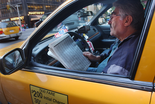 Taxi「New York Taxi Industry Experiences Slowdown」:写真・画像(16)[壁紙.com]