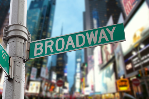 Broadway - Manhattan「New York City Broadway lights」:スマホ壁紙(15)