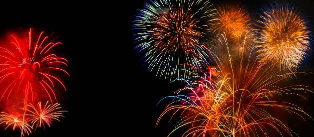 Annual Event「New York City, Independence Day celebration with fireworks」:スマホ壁紙(12)
