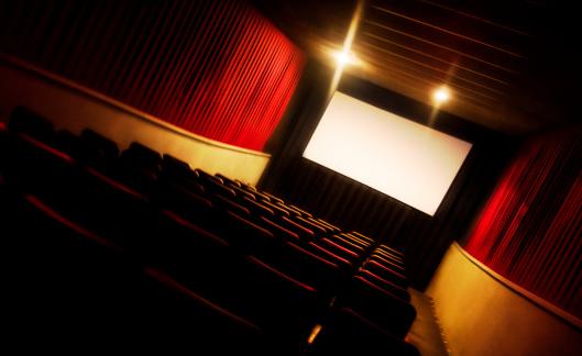 Movie Theater「USA, New York City, Screening room」:スマホ壁紙(7)