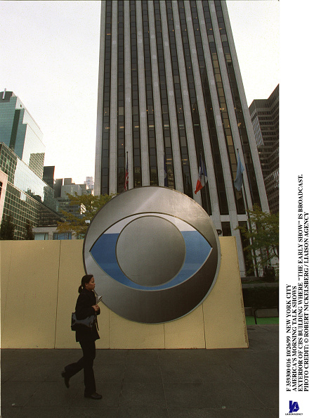 Robert Nickelsberg「America's Morning Talk Shows Exterior Of Cbs Building Where The」:写真・画像(8)[壁紙.com]