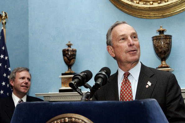 Mat Szwajkos「Mayor Michael Bloomberg Welcomes CMA Nominees To Gracie Mansion」:写真・画像(2)[壁紙.com]