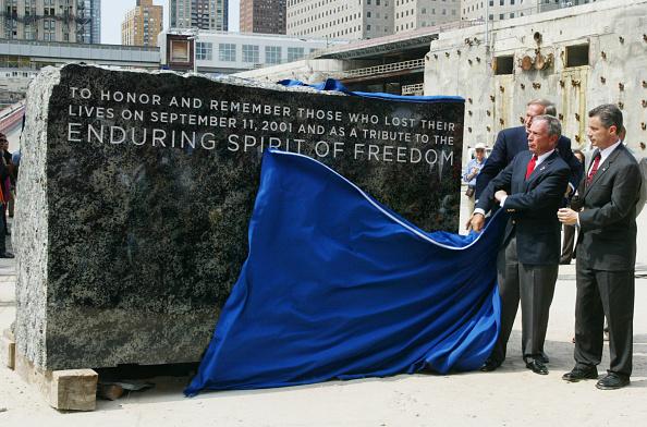 One World Trade Center「Groundbreaking For Freedom Tower At Ground Zero」:写真・画像(17)[壁紙.com]