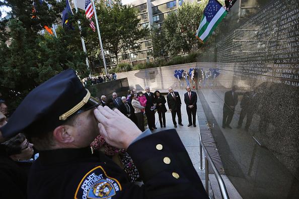 Responsibility「Mayor Bloomberg Attends NYPD Memorial Ceremony In Manhattan's Battery Park」:写真・画像(7)[壁紙.com]