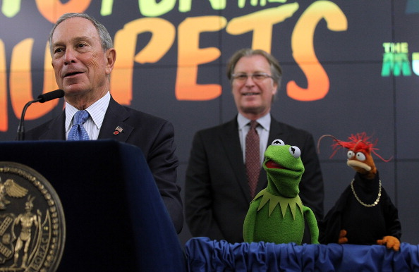 Prawn - Seafood「Mayor Bloomberg Appears With The Muppets In Times Square」:写真・画像(14)[壁紙.com]