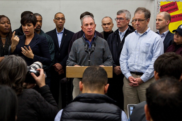 Emergency Planning「Mid Atlantic Coast Prepares For Hurricane Sandy」:写真・画像(12)[壁紙.com]