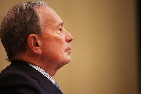 Mayor「NYC Mayor Michael Bloomberg Speaks To Progressive Jewish Group」:写真・画像(12)[壁紙.com]