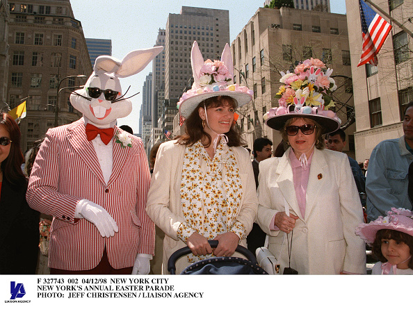 イースター「New York's Annual Easter Parade Photo: Jeff Christensen / Liaiso」:写真・画像(15)[壁紙.com]