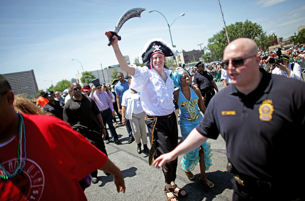 Coney Island - Brooklyn「Annual Mermaid Parade Held In Coney Island」:写真・画像(2)[壁紙.com]