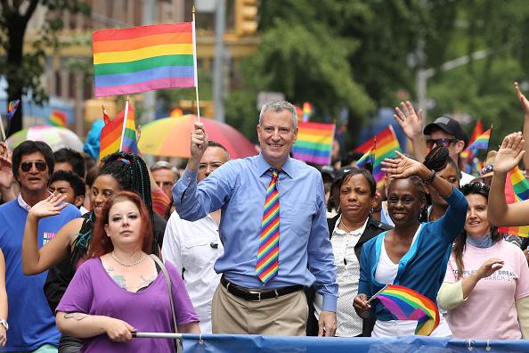 New York City Gay Pride Parade「New York City Pride 2015 - March」:写真・画像(15)[壁紙.com]