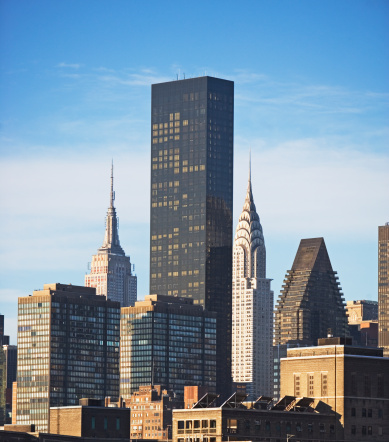 United Nations Building「New York City, buildings」:スマホ壁紙(15)