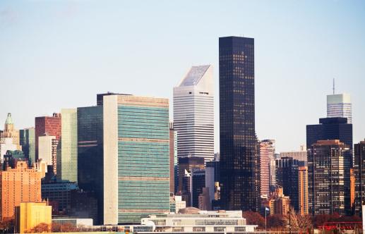 United Nations Building「New York City, buildings」:スマホ壁紙(17)