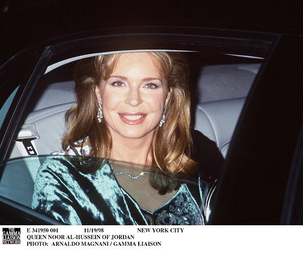 Queens - New York City「Queen Noor Al Hussein Of Jordan Photo: Arnaldo Magnani / Gamma L」:写真・画像(19)[壁紙.com]