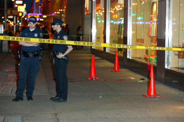 Murder「NYPD Commander For A Day」:写真・画像(14)[壁紙.com]